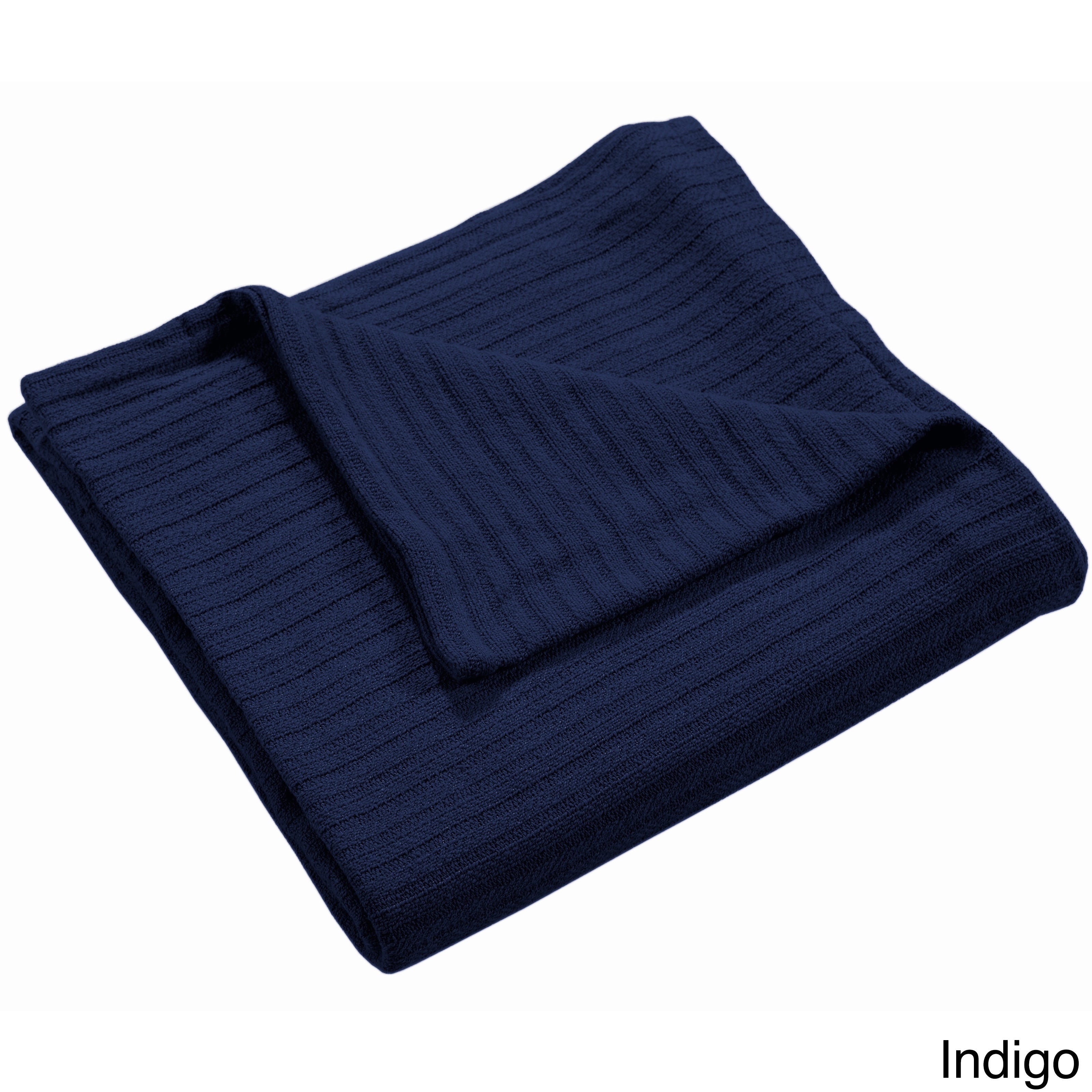 7157133252 Shop Affinity Home Collection Grant Woven Cotton Throw Blanket - Free  Shipping On Orders Over  45 - Overstock - 12251021