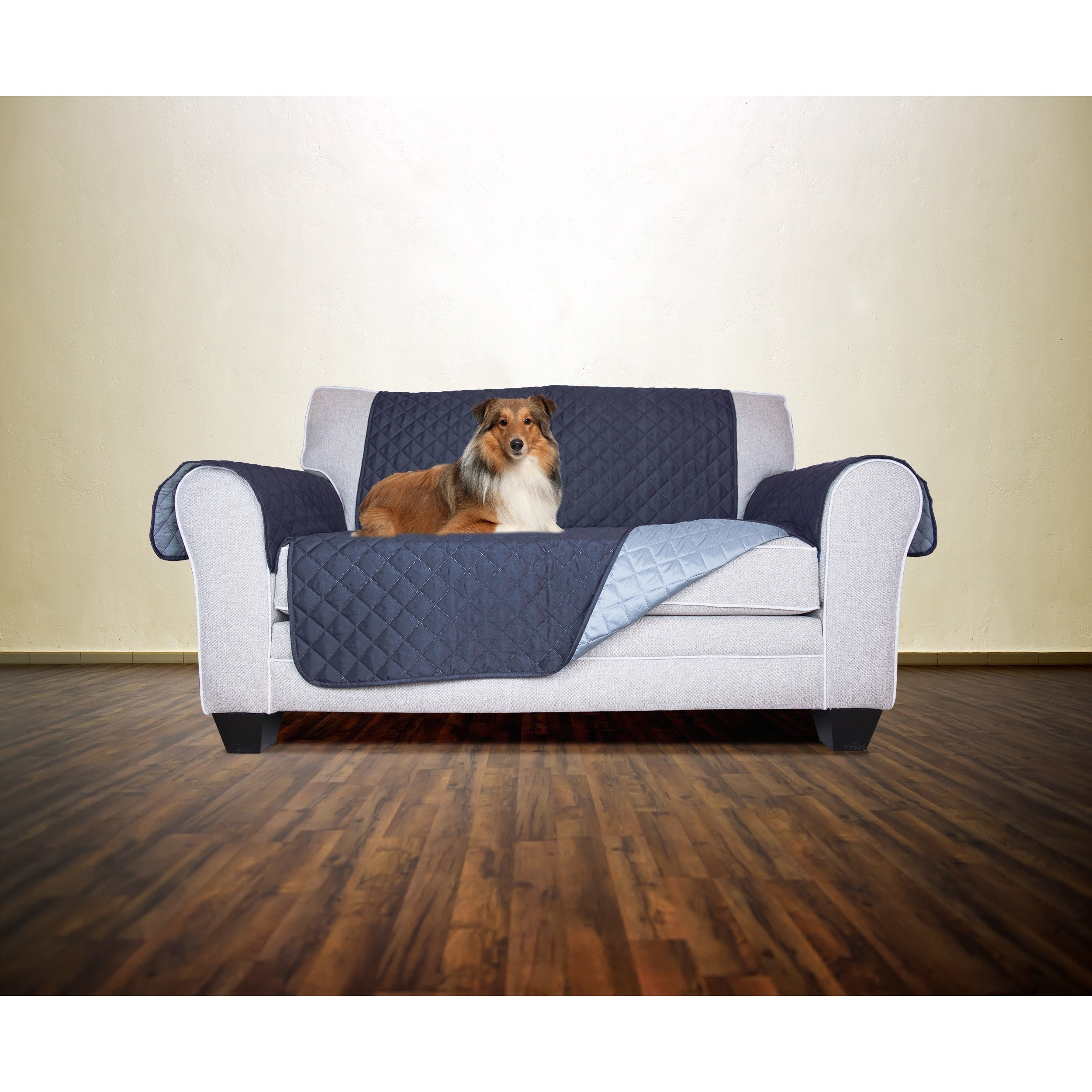 Shop FurHaven Reversible Water Resistant Furniture Protector   On Sale    Free Shipping On Orders Over $45   Overstock.com   12272251