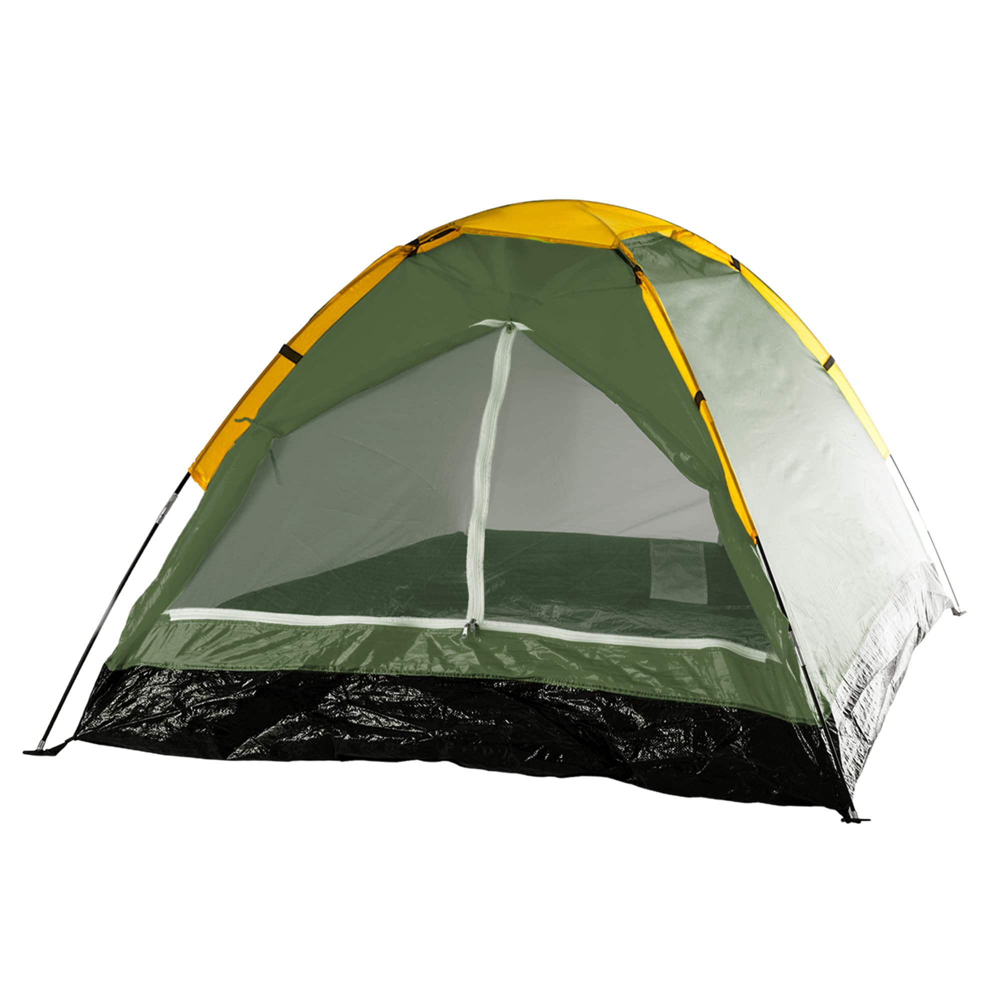 2 Person Tent Dome Tents For Camping With Carry Bag By Wakeman Outdoors