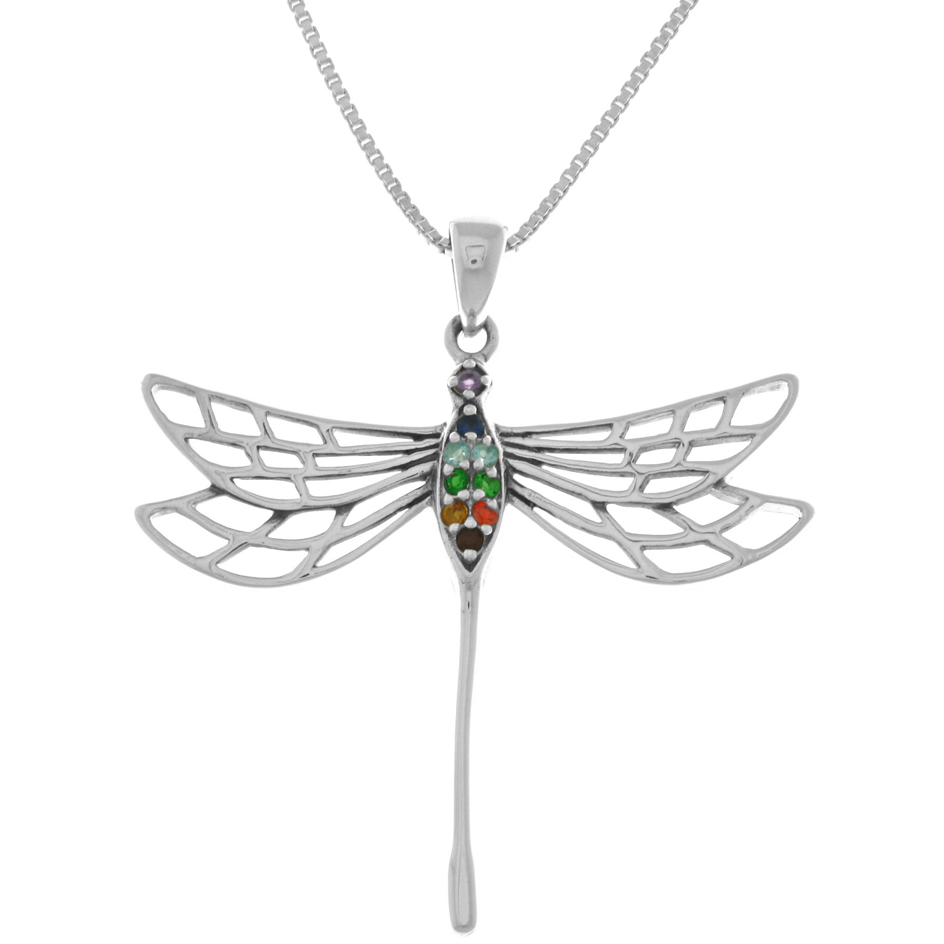 speakthename dream style pendant copy of products necklace antique dragonfly vintage