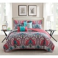 VCNY Home Casa Re'al Reversible 5-piece Quilt Set