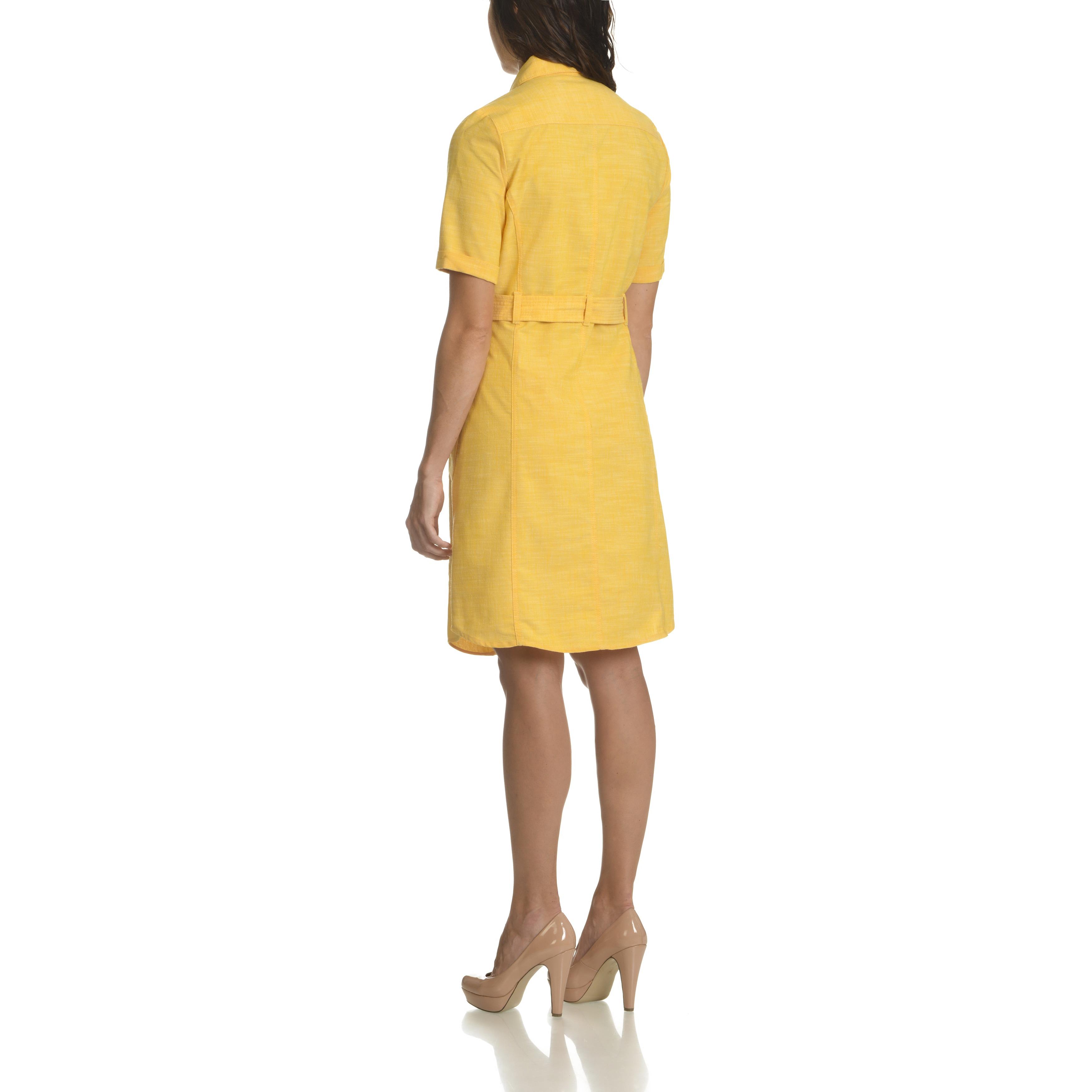 Shop Sharagano Womens Belted Shirt Dress Free Shipping Today