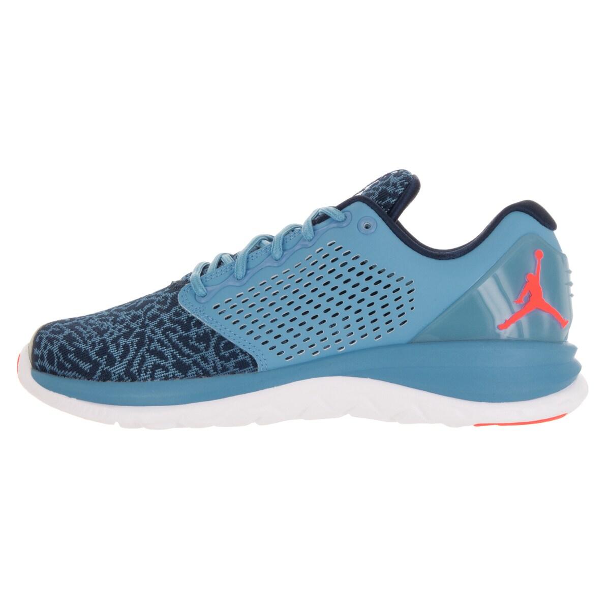 dc8e218d6a2d Shop Nike Jordan Men s Jordan Trainer St University Blue Infrared  23 Midnight Nv Training Shoe - Free Shipping Today - Overstock - 12318215