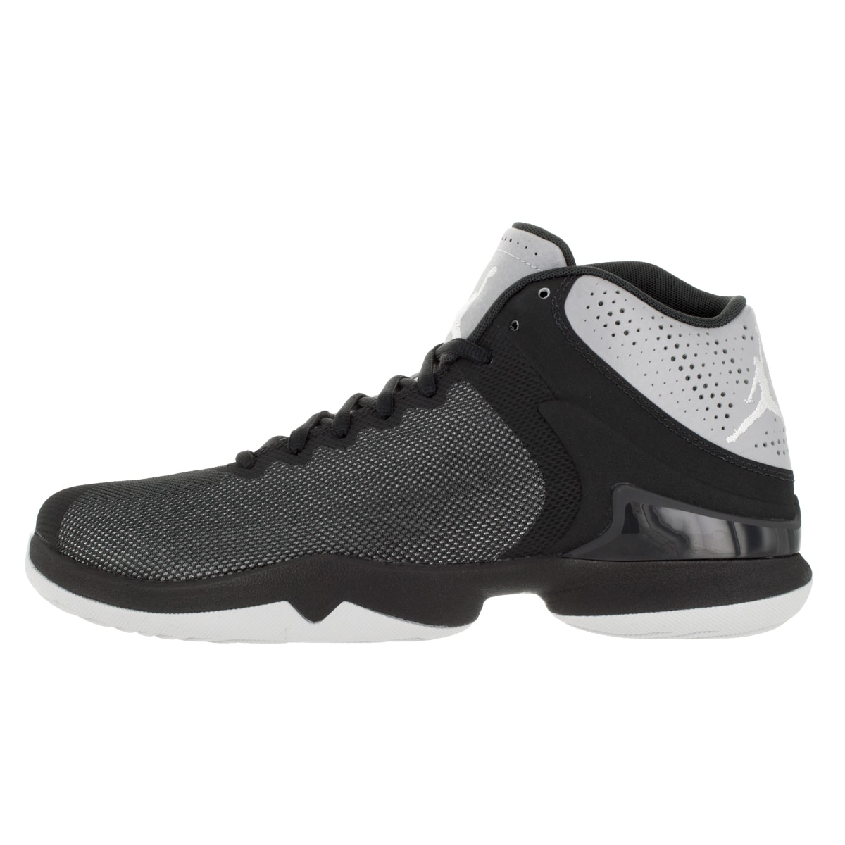Nike Jordan Men's Jordan Super.Fly 4 Po Wolf Grey/White/Anthracite/Infrared  23 Basketball Shoe - Free Shipping Today - Overstock.com - 19151463