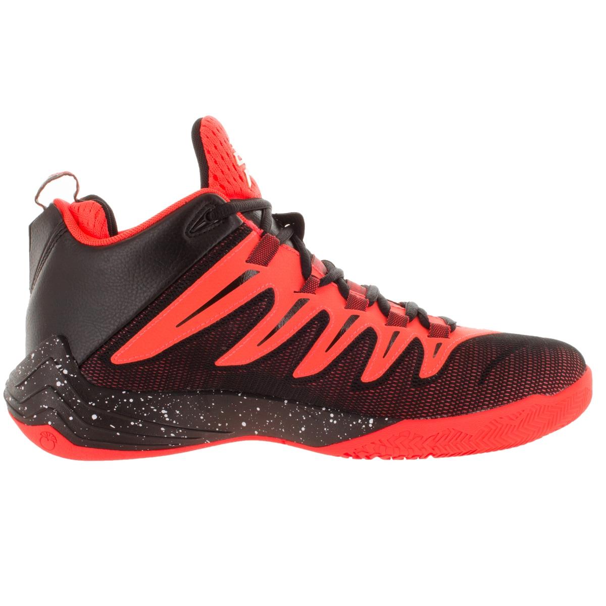 e846795412c03e Shop Nike Jordan Men s Jordan Cp3.Ix Orange  Gld Str Black Inf Basketball  Shoe - Free Shipping Today - Overstock - 12318254