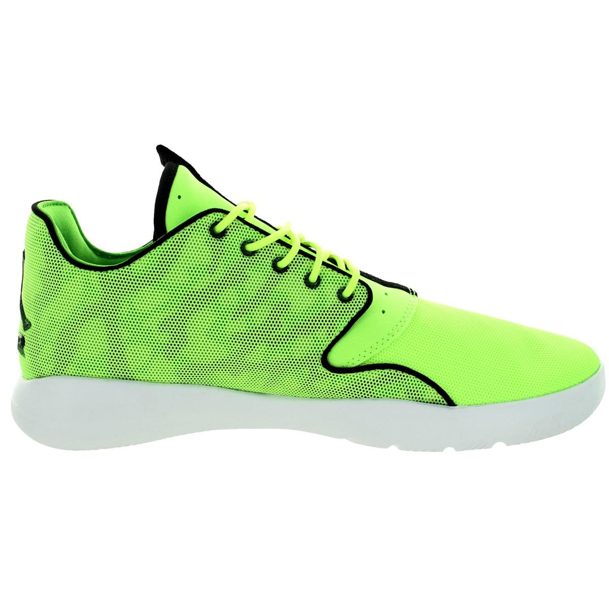 8ad180b5ffd0a5 Shop Nike Jordan Men s Jordan Eclipse Ghost Green Black G Pls White Running  Shoe - Free Shipping Today - Overstock.com - 12318493
