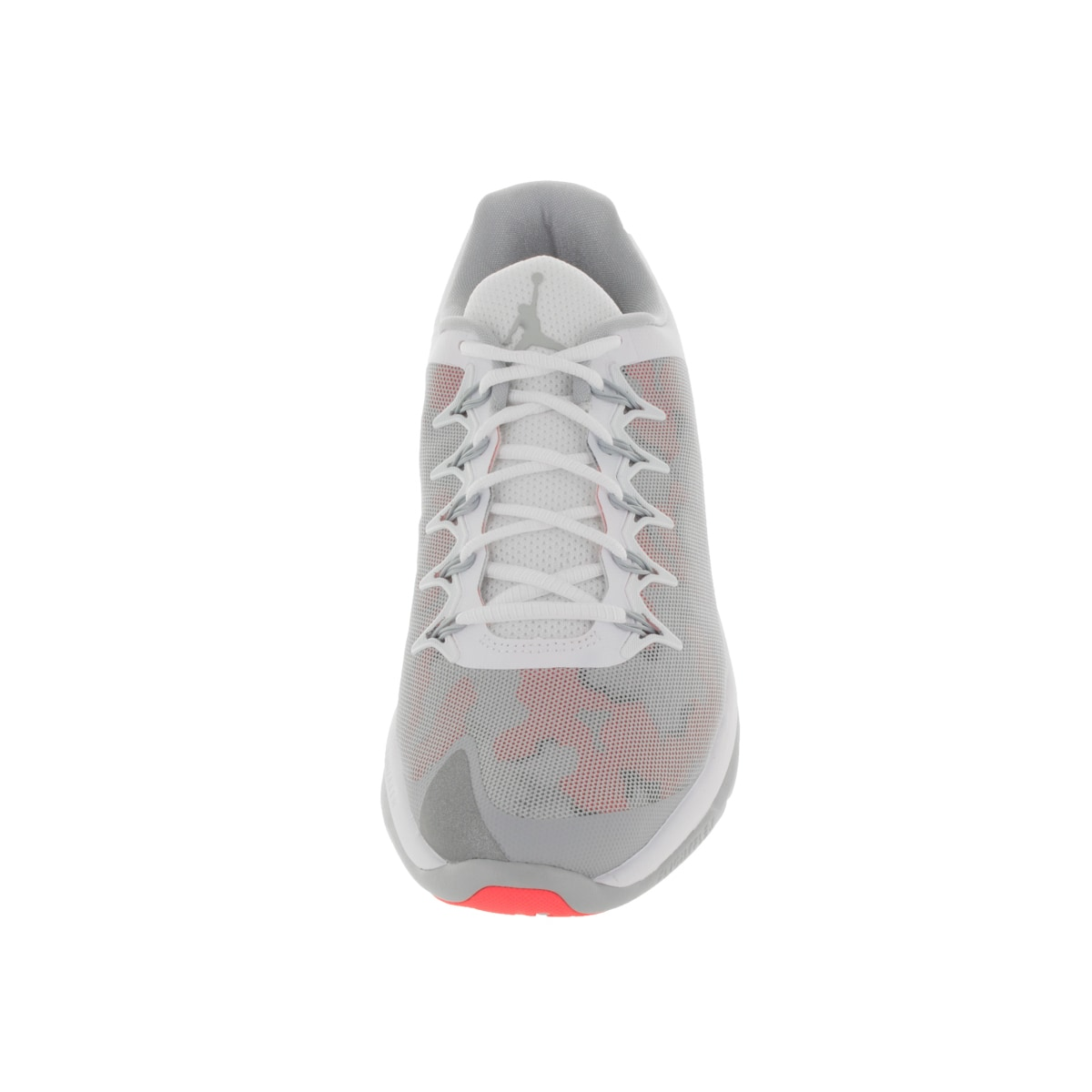 fad80c7554b2a8 Shop Nike Jordan Men s Jordan Flight Runner 2 White Wolf Grey Infrared 23  Running Shoe - Free Shipping Today - Overstock - 12318519