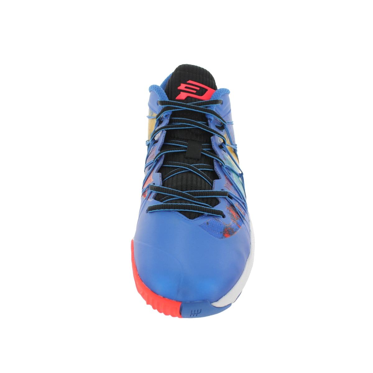 sports shoes 1bd76 03533 Shop Nike Jordan Men s Jordan Cp3.Vii Ae Sprt Bl Black Lsr Purple Basketball  Shoe - Free Shipping Today - Overstock - 12318643