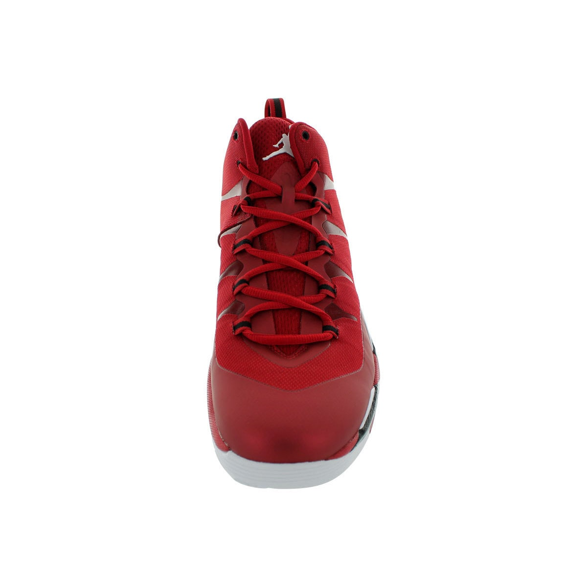 on sale 28581 0c156 france shop nike mens jordan super.fly 2 gym red white black white  basketball shoe