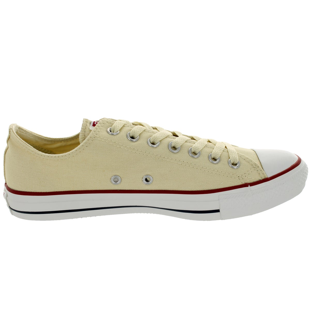 3bb0ad0a1d89 Shop Converse Unisex Chuck Taylor All Star Ox Natural White Basketball Shoe  - Free Shipping Today - Overstock.com - 12319051