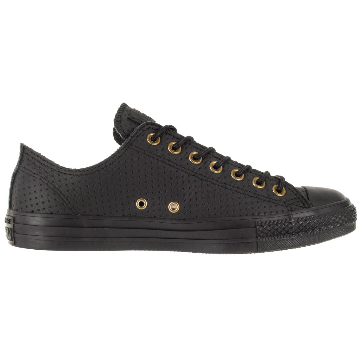15cd8c9f86bc Shop Converse Unisex Chuck Taylor All Star Ox Black Biscui Basketball Shoe  - Free Shipping Today - Overstock.com - 12319074