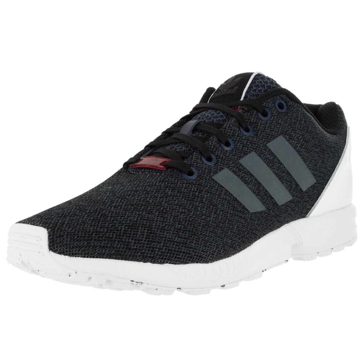 3b99d2e30f26 Shop Adidas Men s Zx Flux Originals Boonix White Running Shoe - Free ...