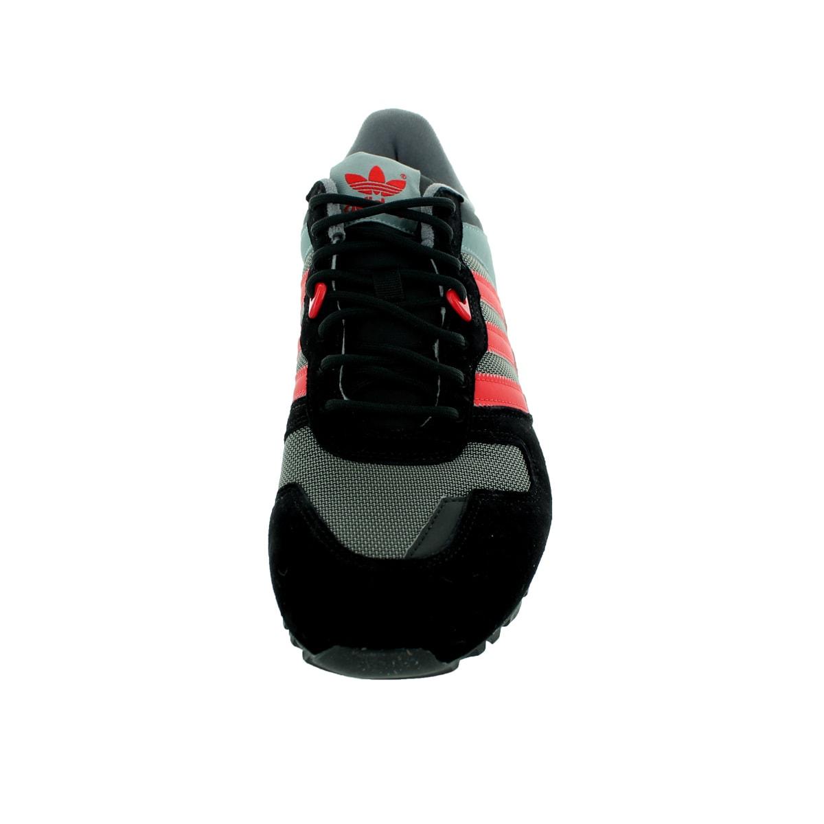 c6a4cdb1e Shop Adidas Men s Zx 700 Originals Black Tomato  Running Shoe - Free  Shipping Today - Overstock - 12319887