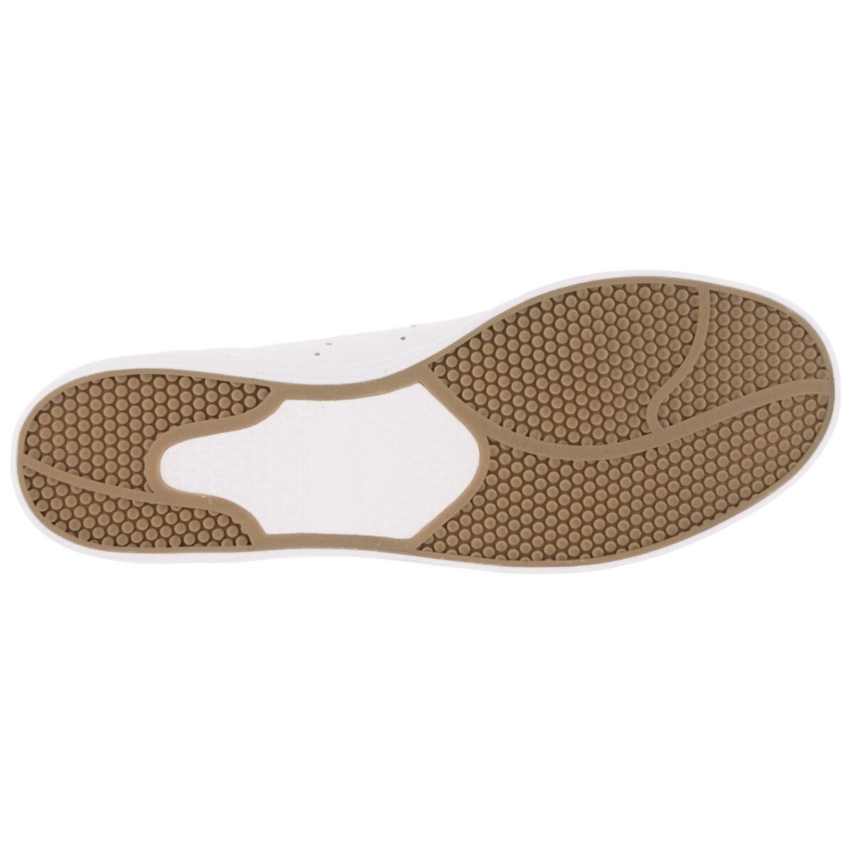 3aefdc18b03 Shop Adidas Men s Stan Smith Vulc Vintage white Green  Skate Shoe - Free  Shipping Today - Overstock.com - 12320009