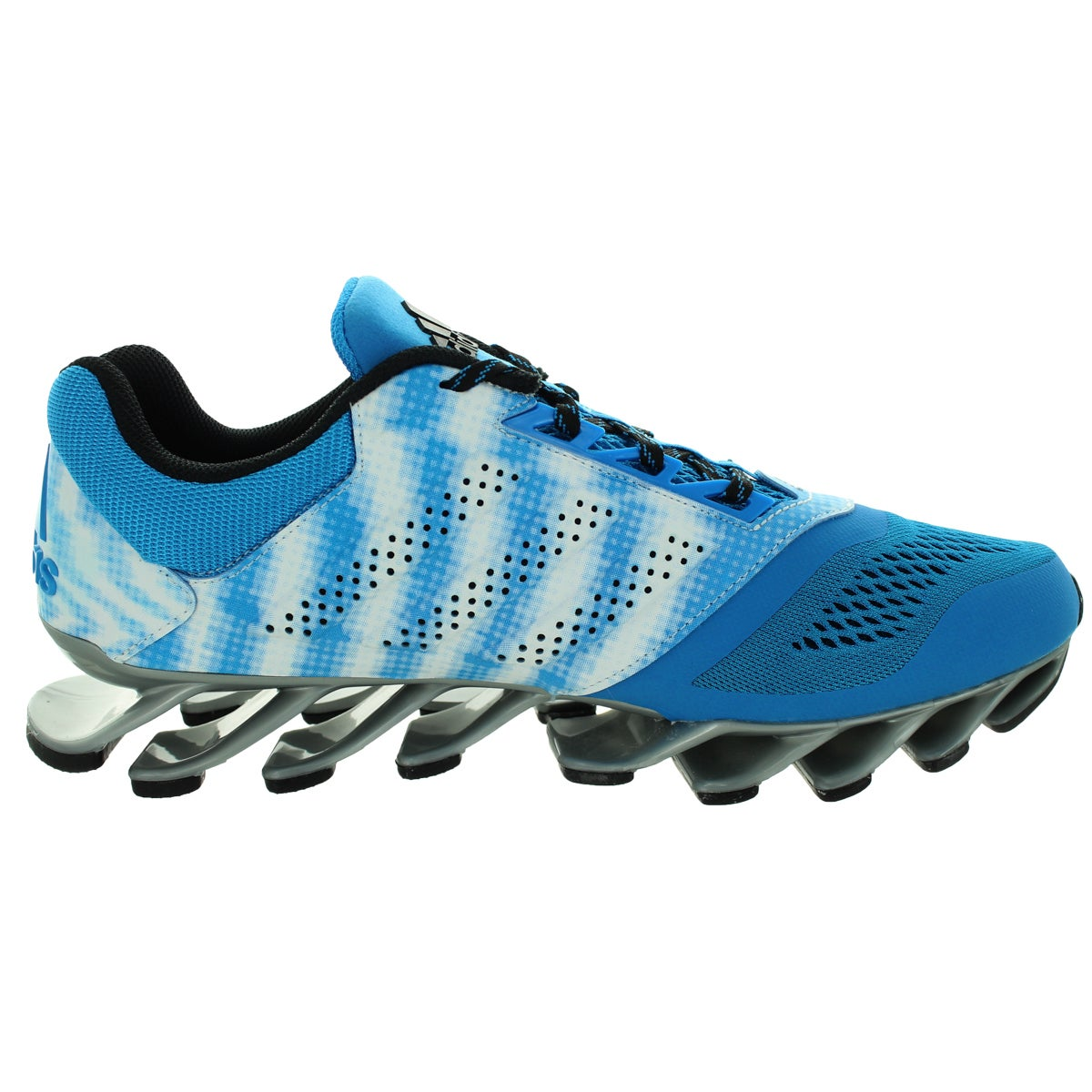 superior quality 3126f 1b319 Adidas Men's Springblade Drive 2 M Blue/White Running Shoe