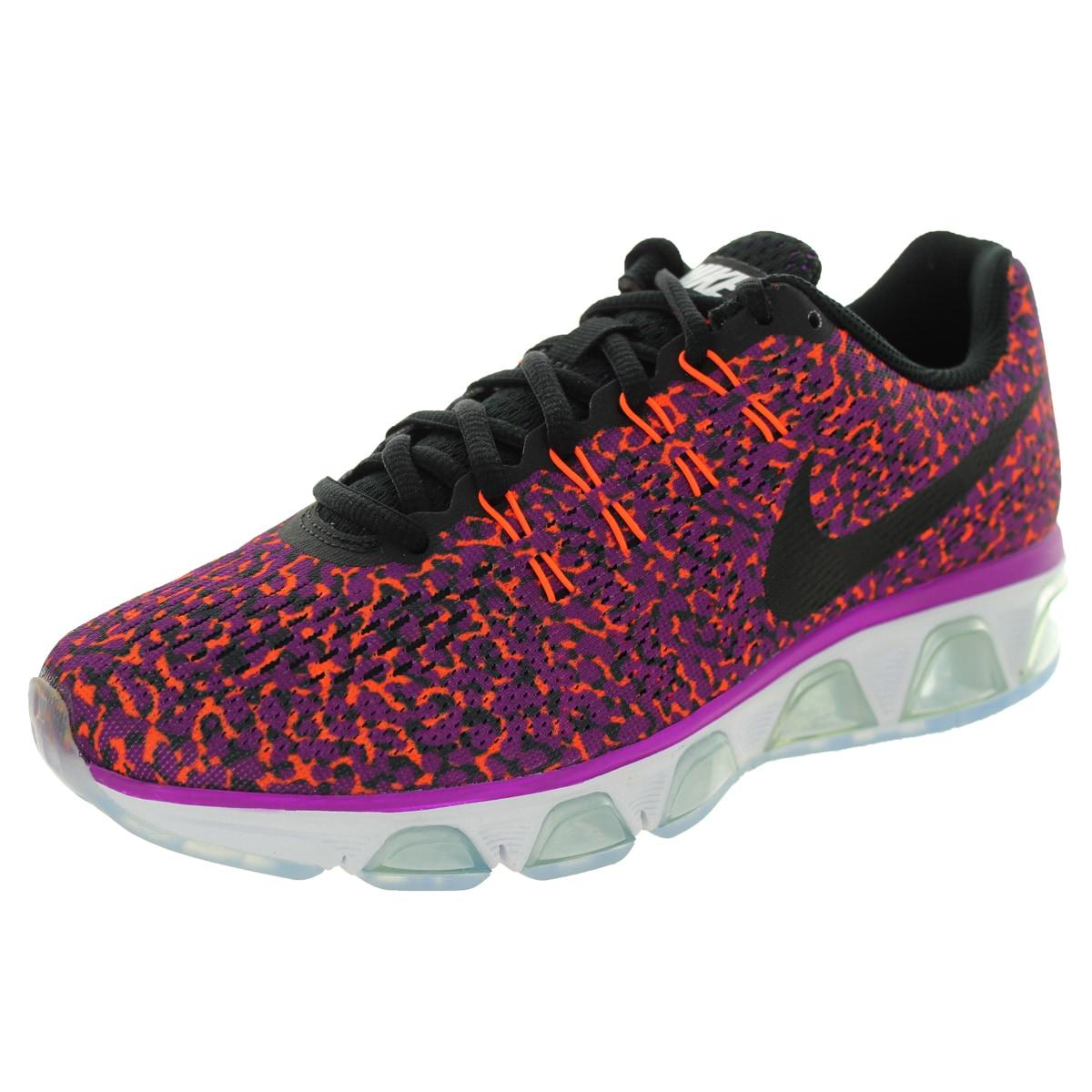 best authentic baea6 d845b ... coupon for shop nike womens air max tailwind 8 vvd purple white black  orange running shoe