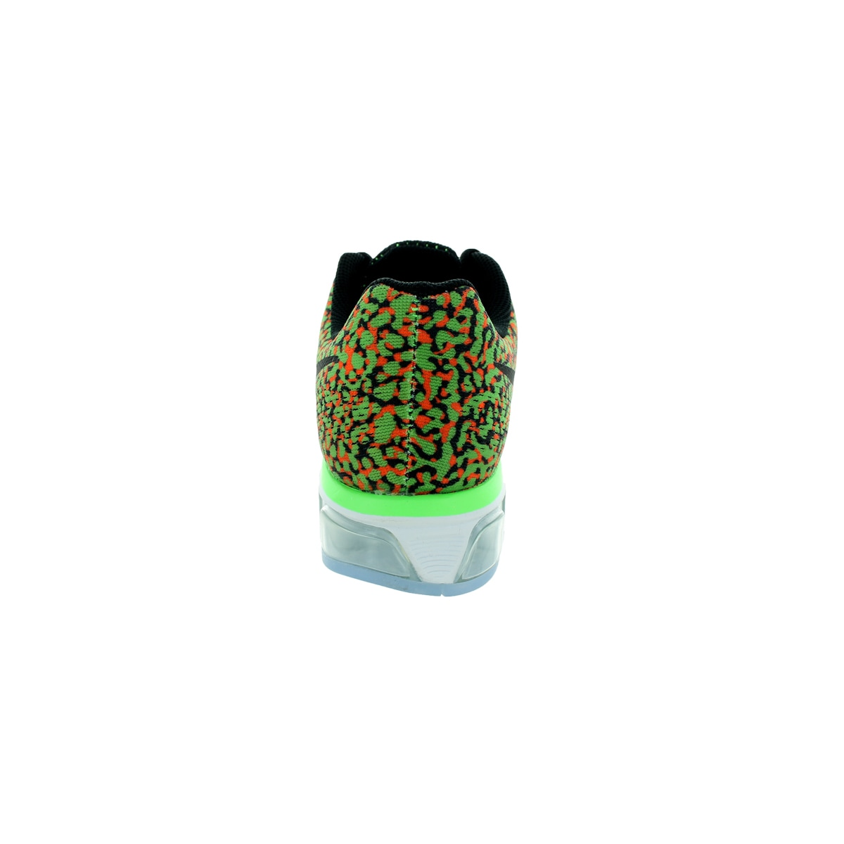 competitive price beeb9 52b61 Shop Nike Women s Air Max Tailwind 8 Green Black  Orange White Running Shoe  - Free Shipping Today - Overstock - 12321446