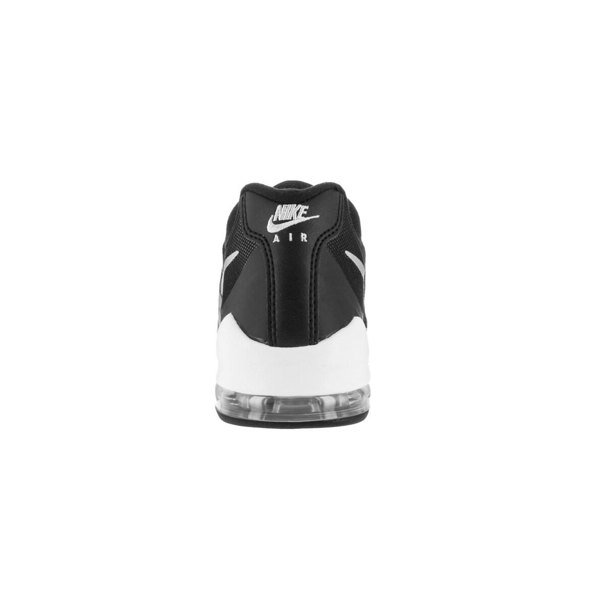 d73d6d193de8 Shop Nike Women s Air Max Invigor Black Metallic Silver White Running Shoe  - Free Shipping Today - Overstock - 12321528