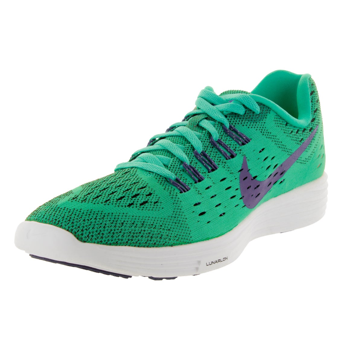 competitive price 0ef27 9c9a9 Shop Nike Women s Lunartempo Men sta Blue Legend Black White Running Shoe -  On Sale - Free Shipping Today - Overstock.com - 12321750