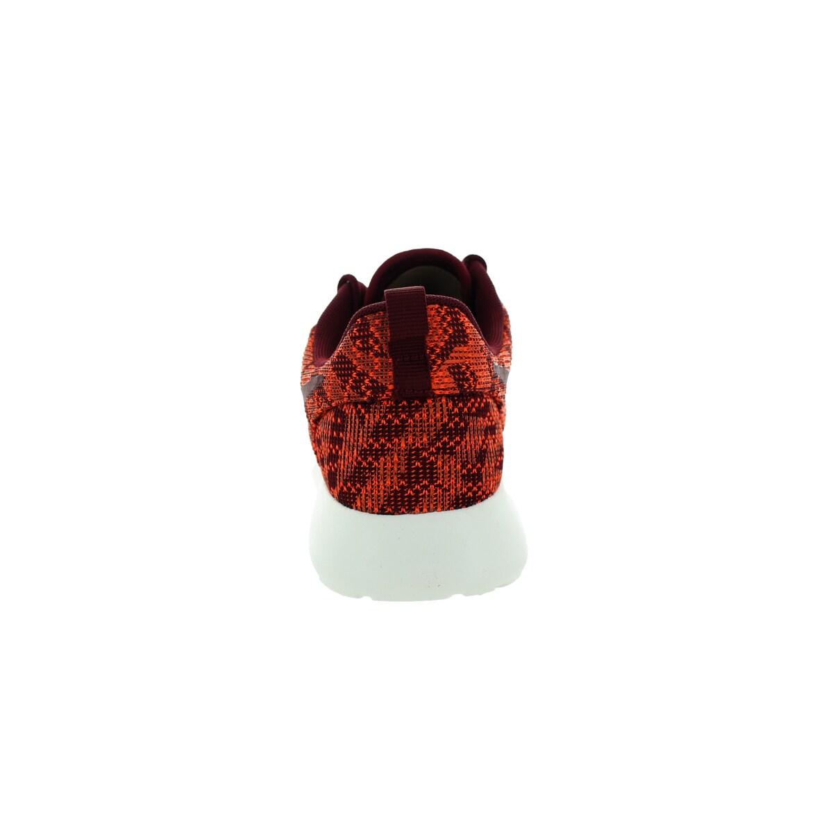 54130722f3ae Shop Nike Women s Roshe One Kjcrd Total Orange Team Red Sail Running Shoe -  Free Shipping Today - Overstock - 12321787