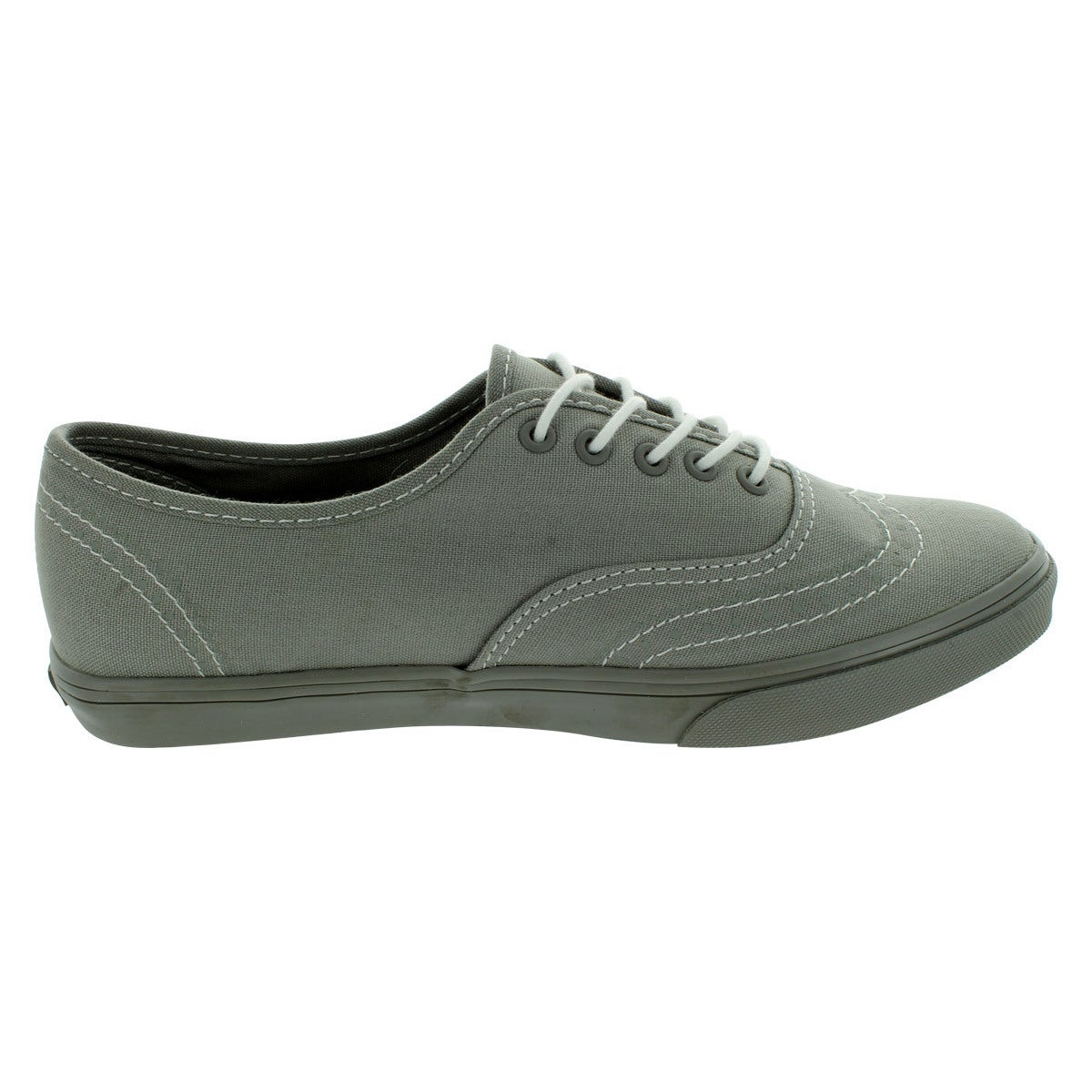 Vans Authentic Lo Pro (Printed Oxford) Casual Shoes (Grey/) - Free Shipping  Today - Overstock.com - 19154807