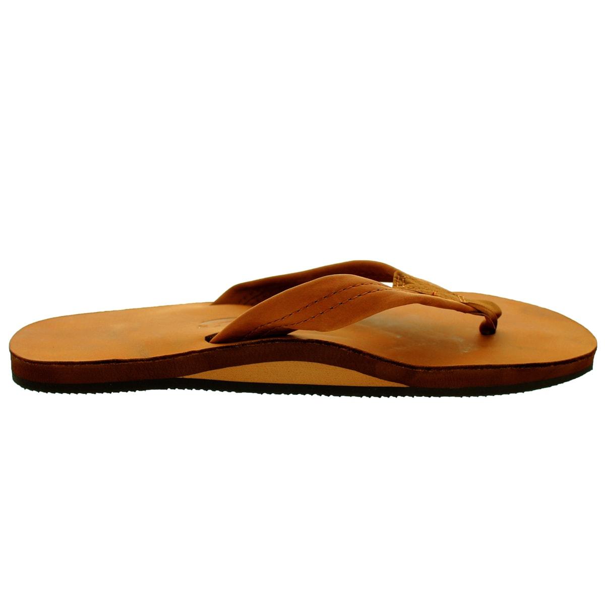 b59050a95143 Shop Rainbow Sandals Men s Single Layer Premier Tt Tan Sandal - Free  Shipping Today - Overstock - 12322170