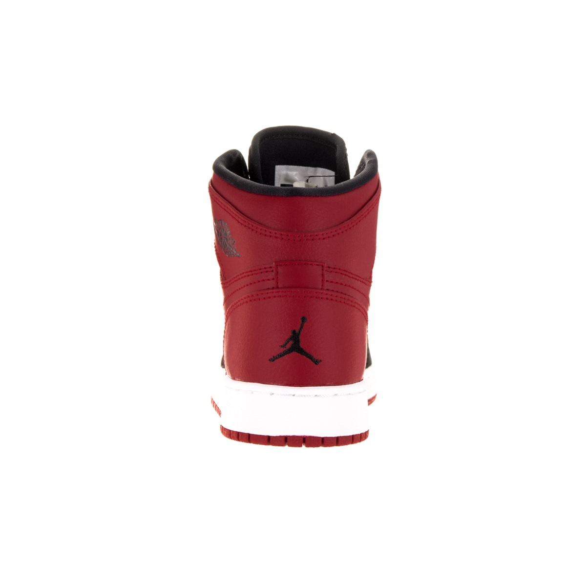 new arrival 6ddbe 4b09a Shop Nike Jordan Kid s Air Jordan 1 Retro High Bg Gym Red Black White  Basketball Shoe - Free Shipping Today - Overstock - 12322181