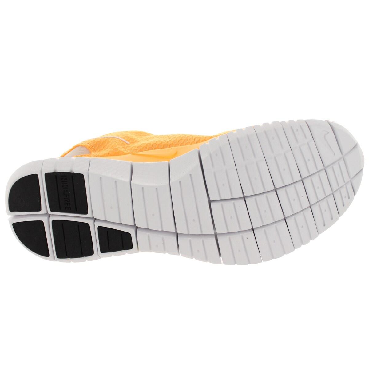 sale retailer 63cbb 36c3b Shop Nike Women s Free Og  14 Br Atmc Mng Metallic Silver Pink Glw Lt  Running Shoe - Free Shipping Today - Overstock - 12322295