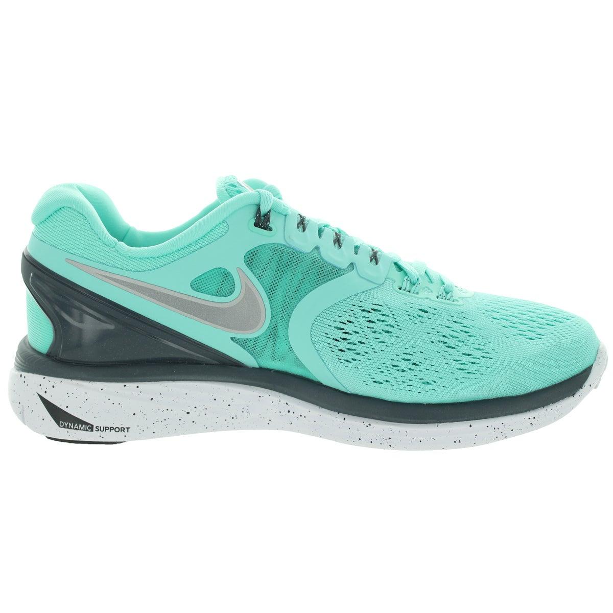cheap for discount cb7a0 4fda3 ... greece shop nike womens lunareclipse 4 tqr rflct slvr magenta gr  running shoe free shipping today