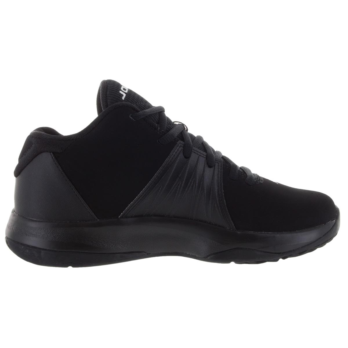 3885e4d47a45e0 Shop Nike Jordan Kid s Jordan 5 Am Bg Black White Training Shoe - Free  Shipping Today - Overstock - 12322423