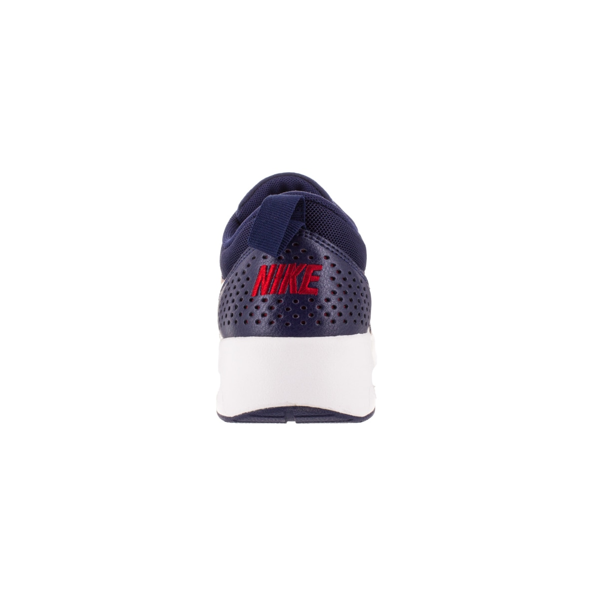 save off 960dd 69dc3 Shop Nike Women s Air Max Thea Print Lyl Blue Lyl Bl University Red White  Running Shoe - Free Shipping Today - Overstock.com - 12322600