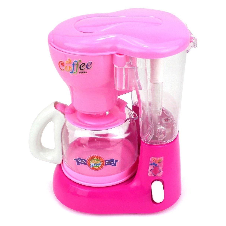 Shop Velocity Toys Mini Dream Kitchen Pink Play Toy Kitchen ...