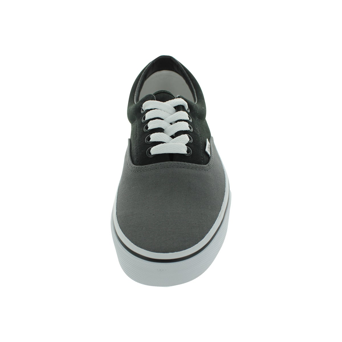 Shop Vans Era Skate Shoes (Pewter Black) - Free Shipping Today -  Overstock.com - 12328125 0fcf8aa5456b