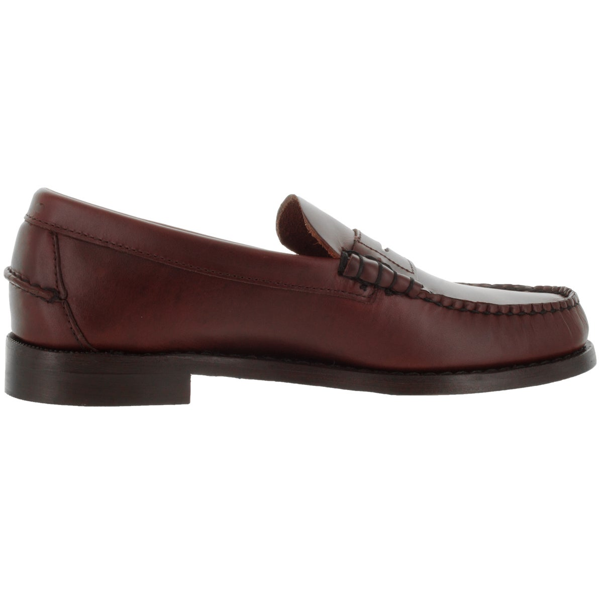 5d81d704f40 Shop Sebago Men s Classic E Brown Oiled Waxy Loafers   Slip-Ons Shoe - Free  Shipping Today - Overstock - 12328368