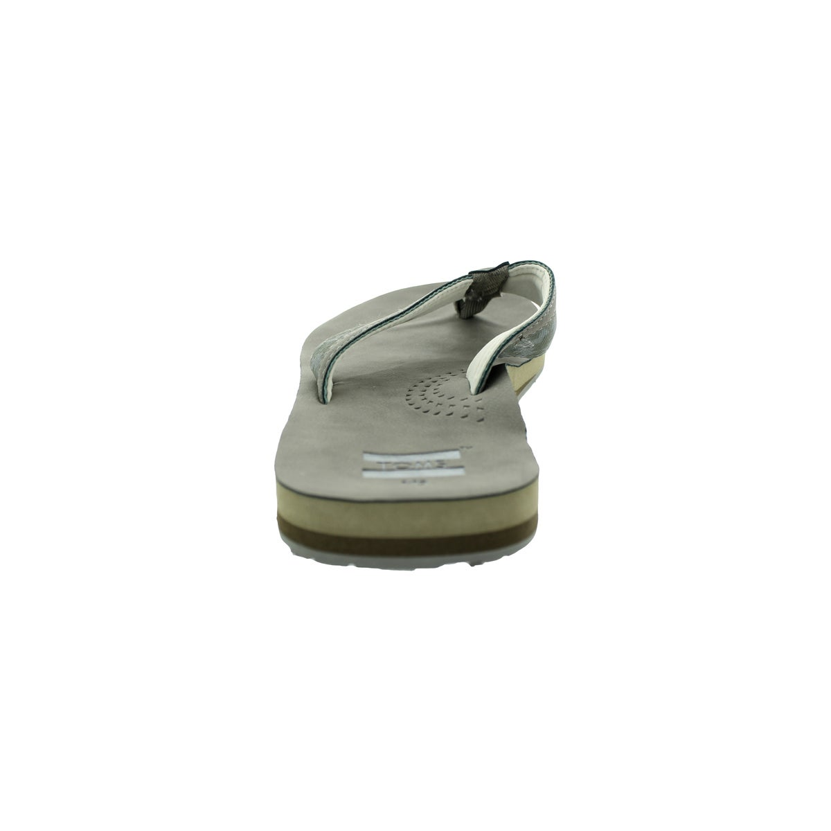 78d0cd00470b Shop Toms Men s Verano Flip Flop Ash Olive Sandal - Free Shipping On Orders  Over  45 - Overstock - 12328486