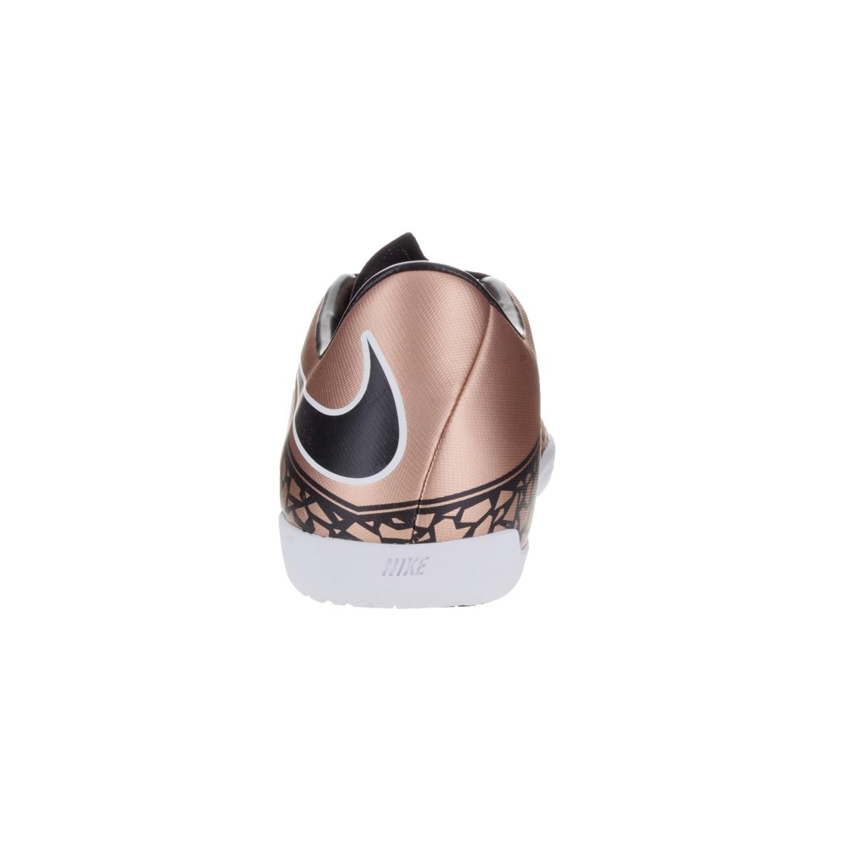 buy online 6b441 7aff4 Shop Nike Men s Hypervenom Phelon Ii Ic Rd Bz Black G Glw White Indoor  Soccer Shoe - Free Shipping Today - Overstock - 12328546