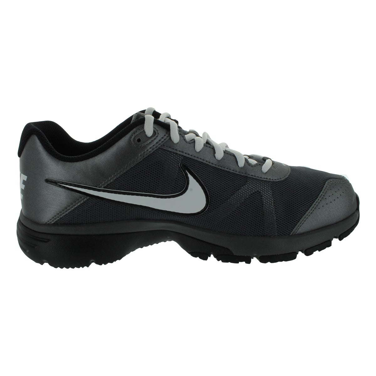 best service 44588 69c85 Shop Nike Dual Fusion Tr Iii Training Shoes Dark Grey White Black) - Free  Shipping Today - Overstock - 12328547