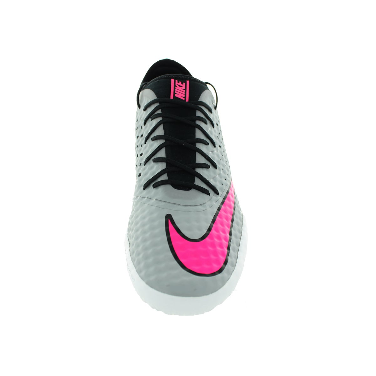 ... cheapest shop nike mens mercurialx finale ic wolf grey hyper pink white  black indoor soccer shoe ... 0c6a1be84
