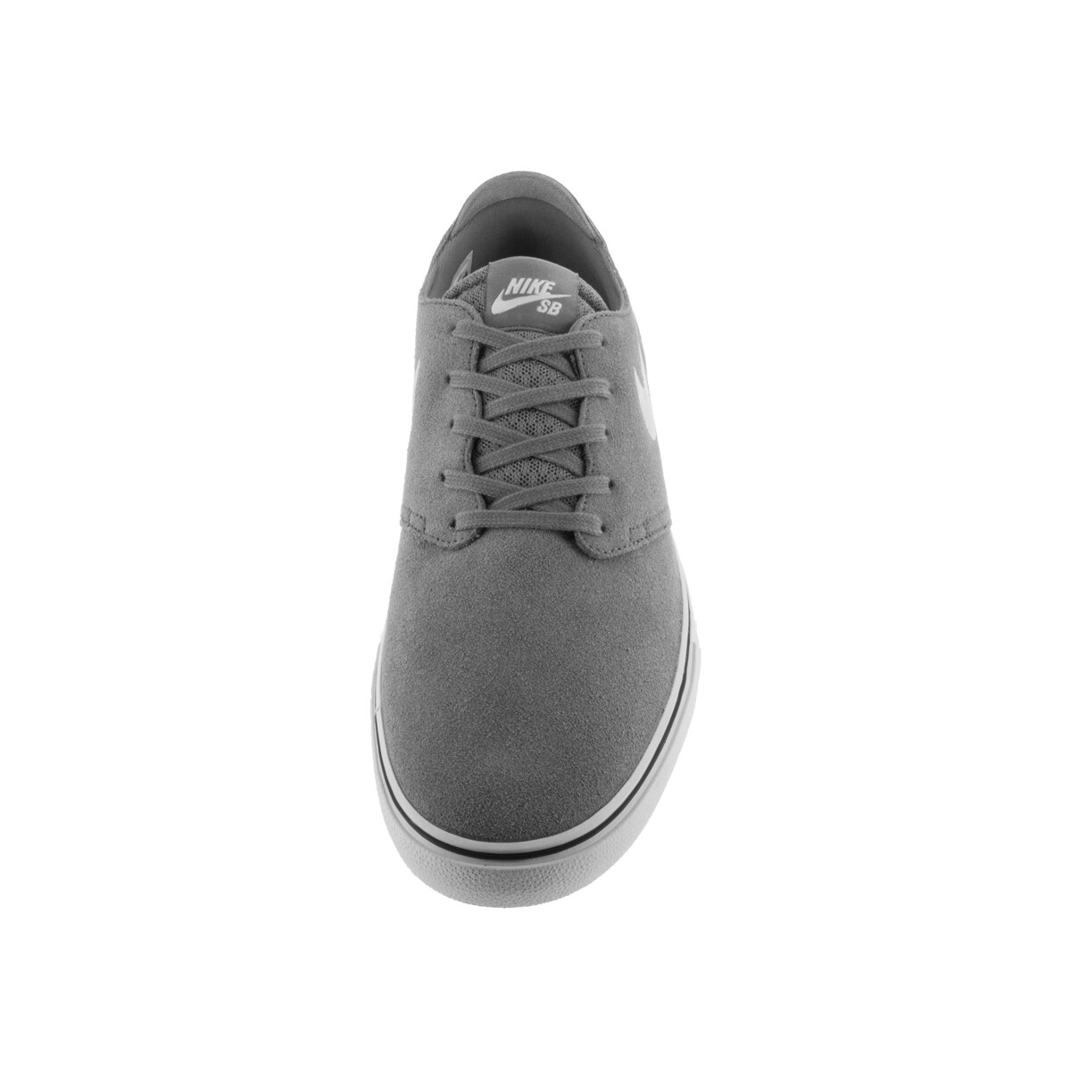 Nike Men's Zoom Oneshot Sb Cool Grey/White/Gm Lght Brown/Black Skate Shoe -  Free Shipping Today - Overstock.com - 19160475
