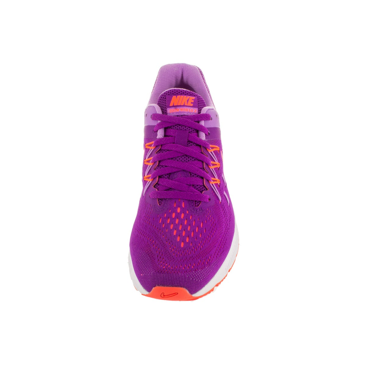 the latest fa221 30355 Shop Nike Women s Zoom Winflo 2 Vvd Purple  Orange Wh Running Shoe - Free  Shipping Today - Overstock - 12328898