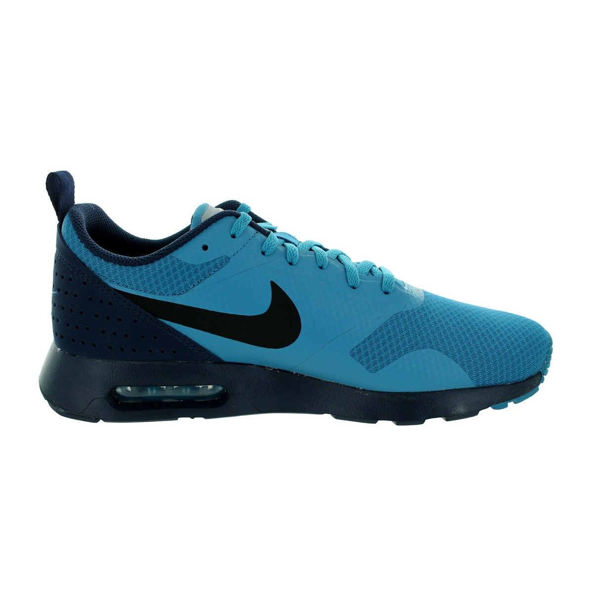Nike Men's Air Max Tavas Stratus BlueBlackObsidian Running Shoe