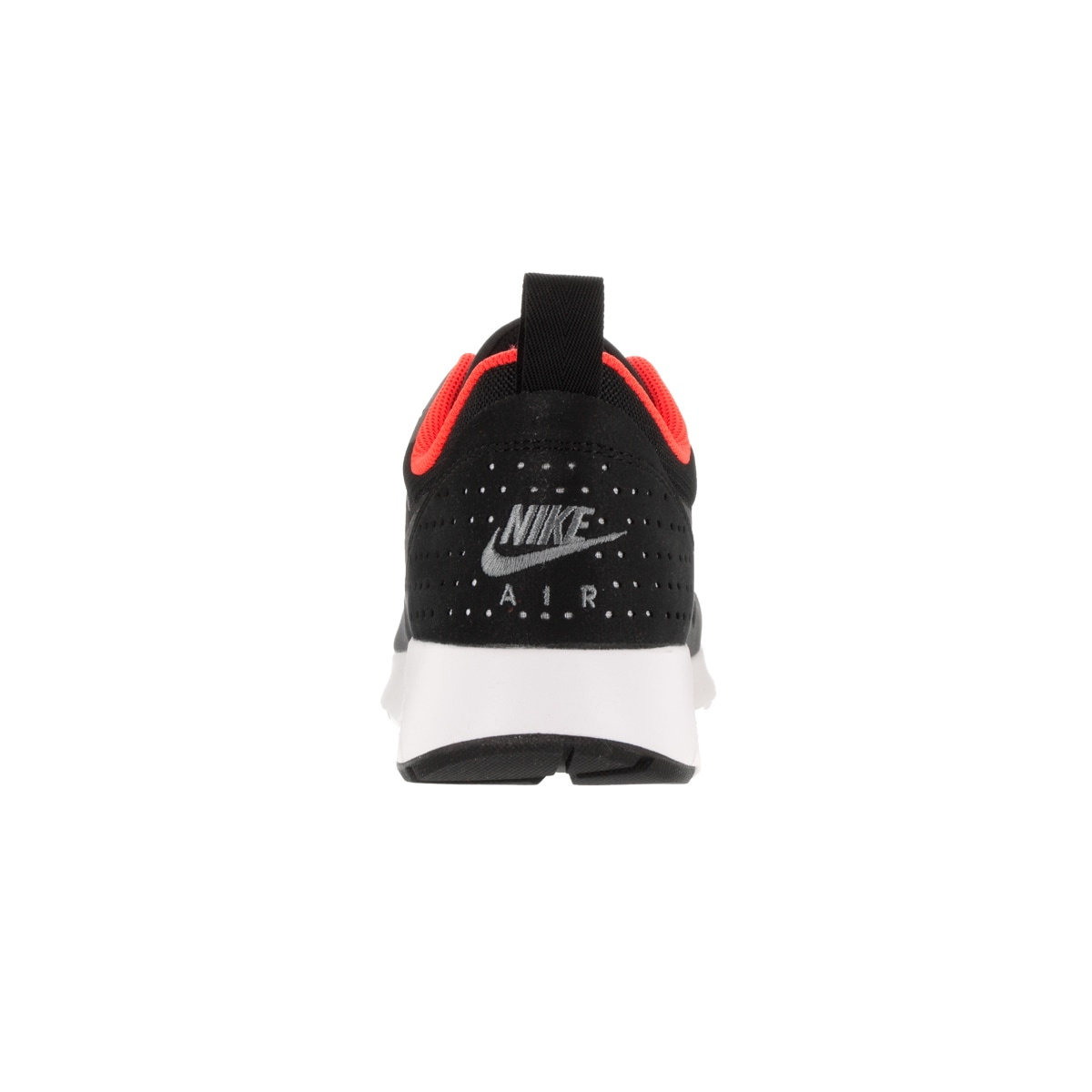 6a8e0c54b547 Shop Nike Men s Air Max Tavas Black Dark Grey Total Crimson White Running  Shoe - Free Shipping Today - Overstock - 12329310