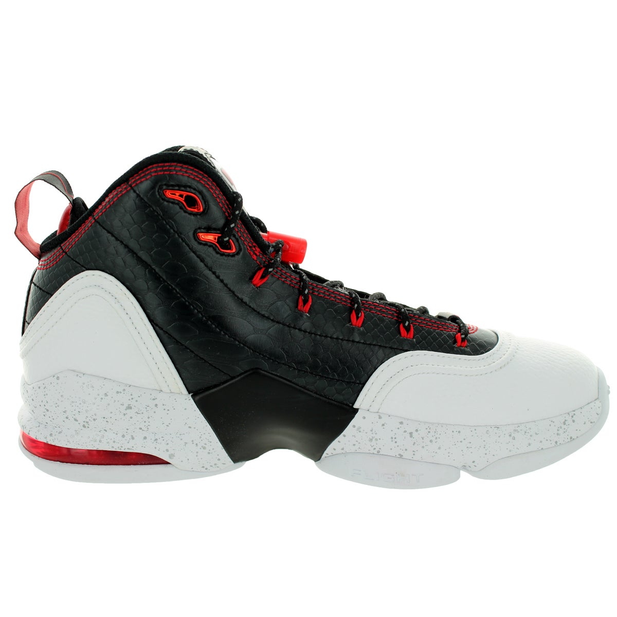 52d453fa1596 Shop Nike Men s Pippen 6 White University Red Black Basketball Shoe - Free  Shipping Today - Overstock - 12329317