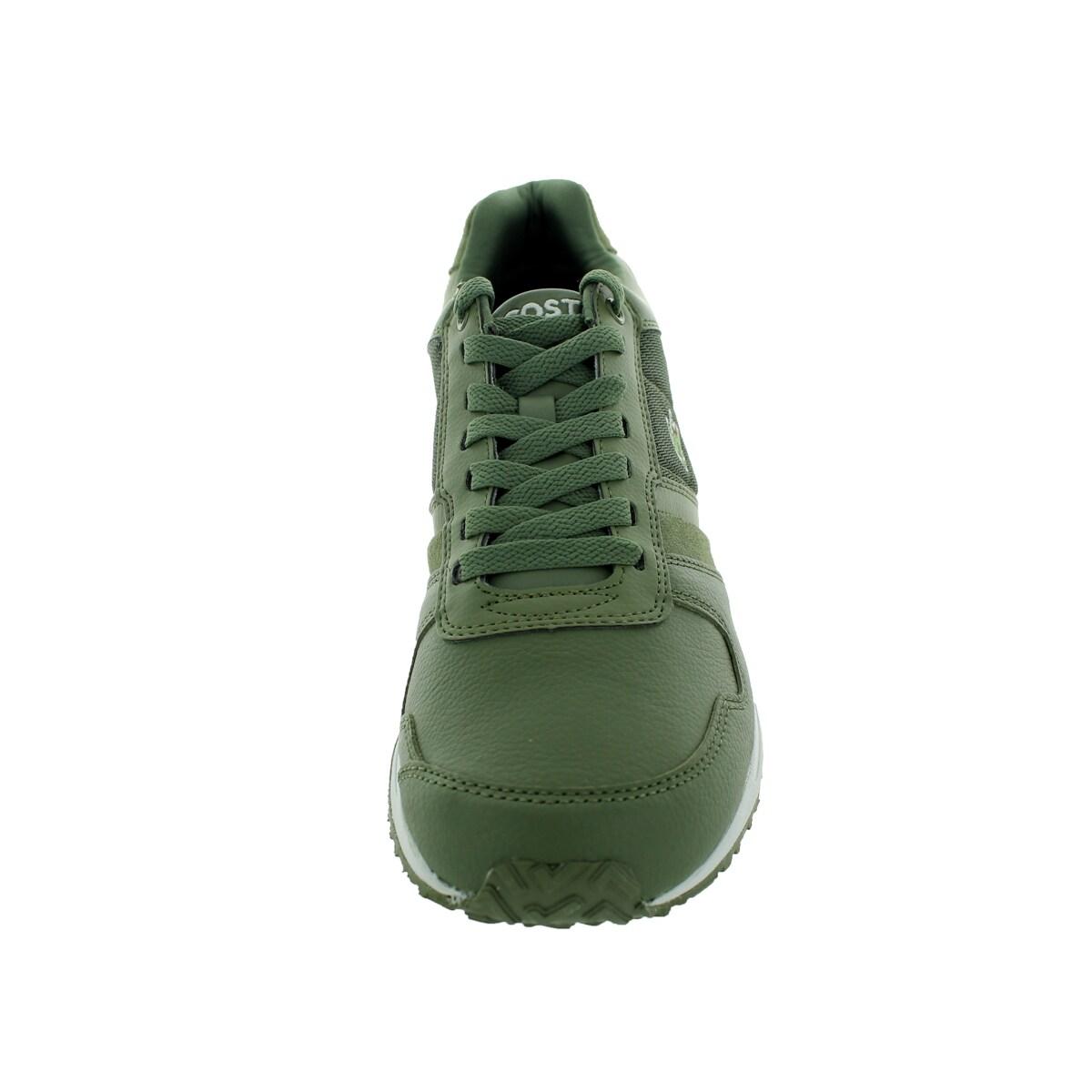 3aac2bdf5ccfe Shop Lacoste Men s Vauban Twd Spm Khk Khk Casual Shoe - Free Shipping Today  - Overstock.com - 12330658