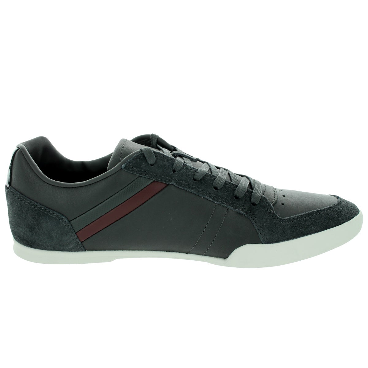 c92482543e6a30 Shop Lacoste Men s Figuera 3 Srm Dk Casual Shoe - Free Shipping Today -  Overstock.com - 12330668