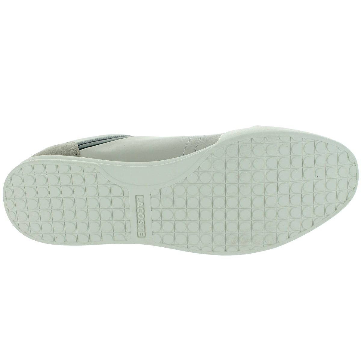 528667a04b033c Shop Lacoste Men s Figuera 3 Srm Off White Casual Shoe - Free Shipping  Today - Overstock - 12330673