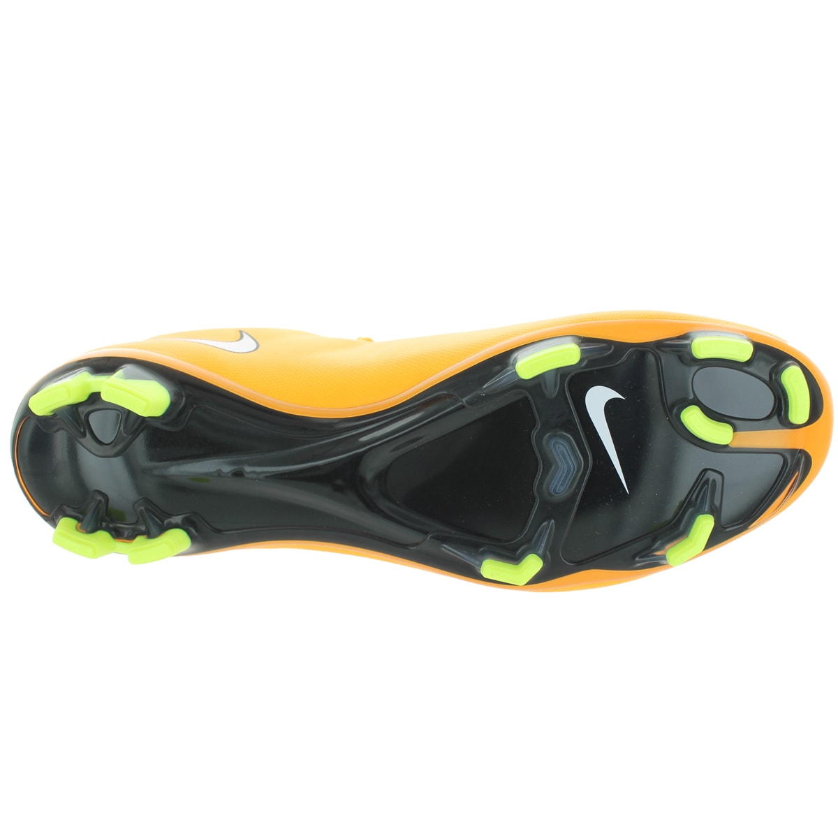 77bdd5f07c5 Shop Nike Men s Mercurial Veloce Ii Fg Laser Orange White Black Volt Soccer  Cleat - Free Shipping Today - Overstock - 12330802