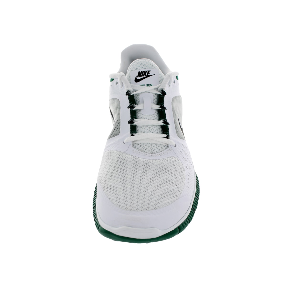a78860304f8f Shop Nike Men s Free Run 3 Nsw White Black Legion Pine Running Shoe - Free  Shipping Today - Overstock - 12330840