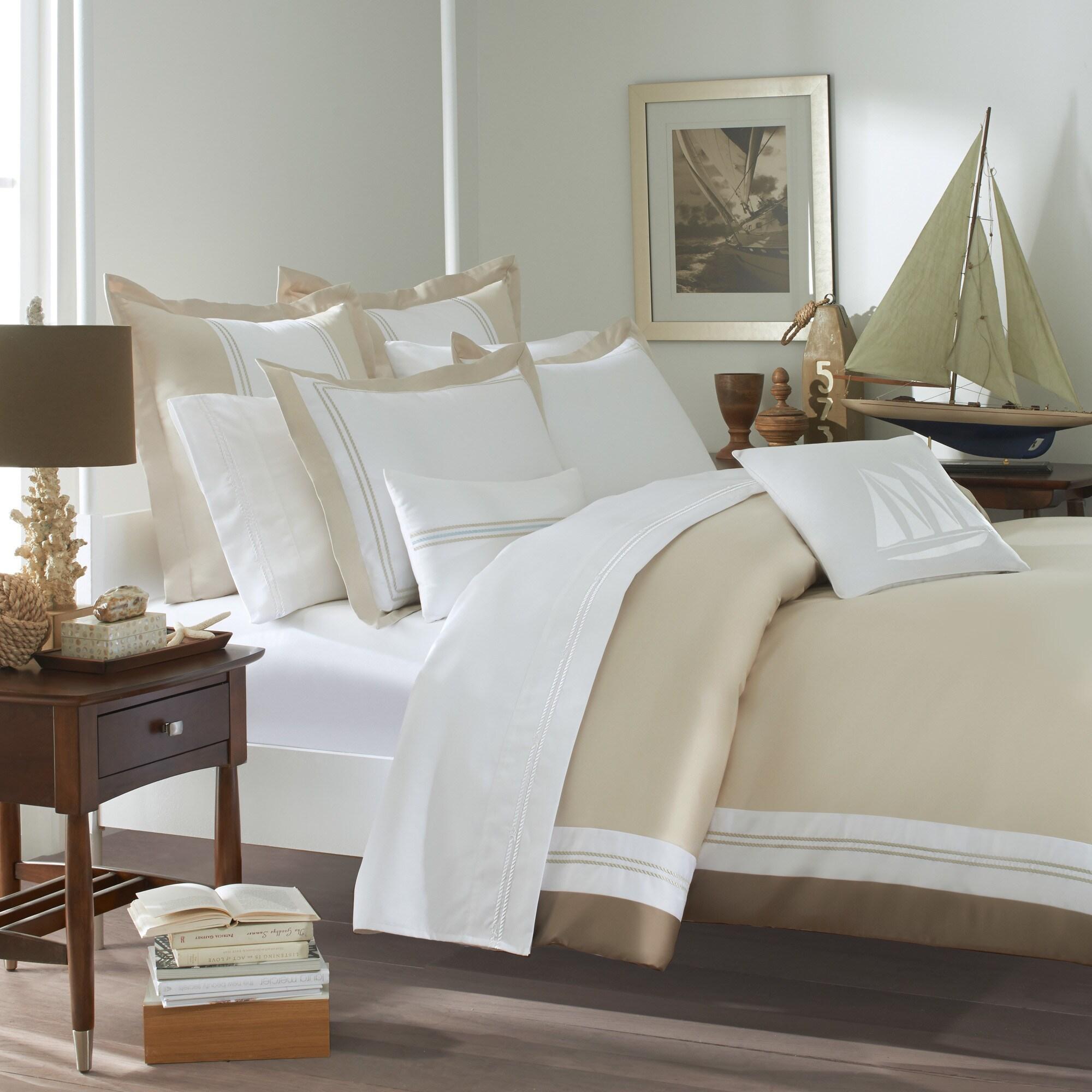 sham free with skipjack tide elegant euro comforter bedding southern summerville tossed