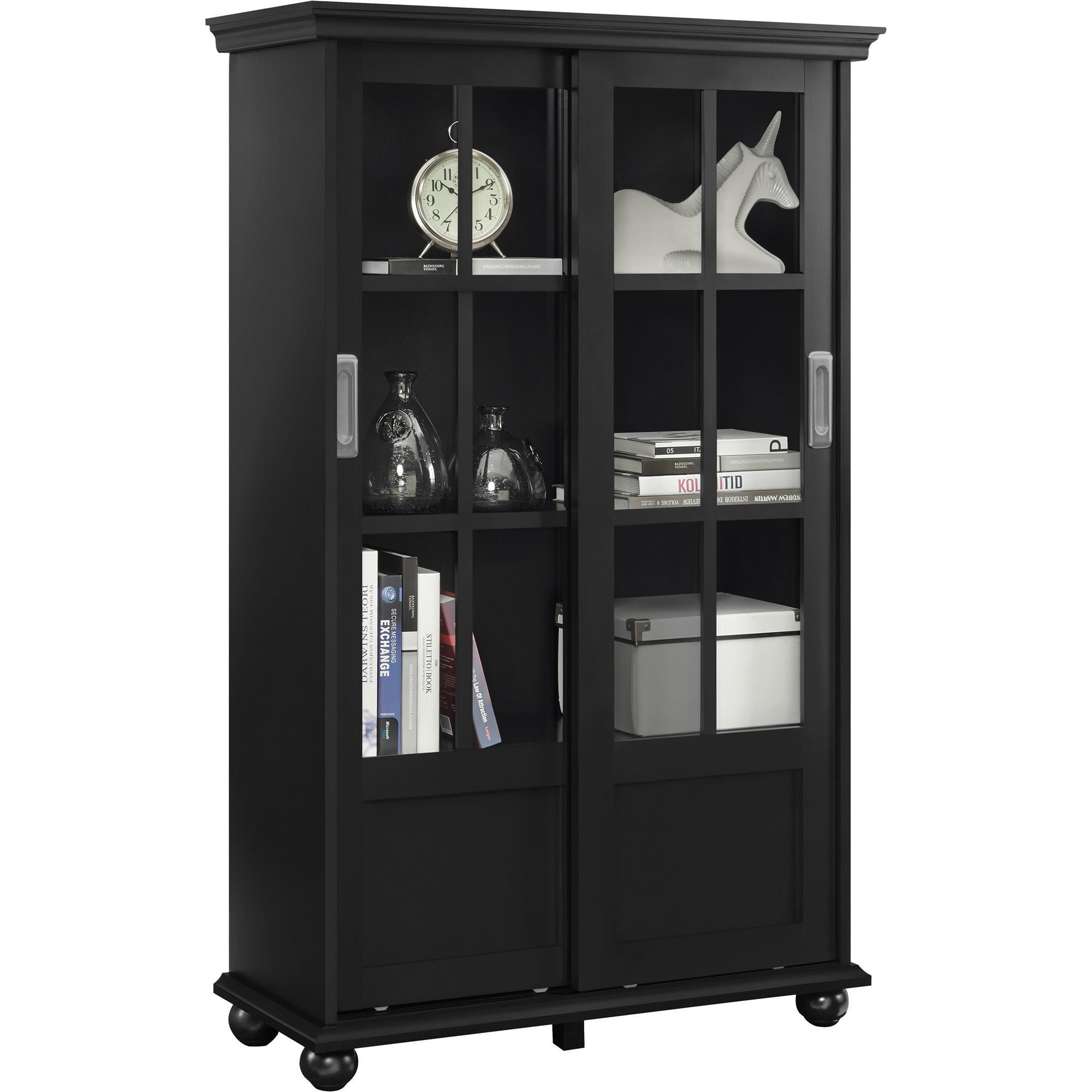 choosing biz shelf bookcase to uwzurfl themiracle all bookshelf black know needed finishes you ideas multiple about orion small a with leaning source door glass doors